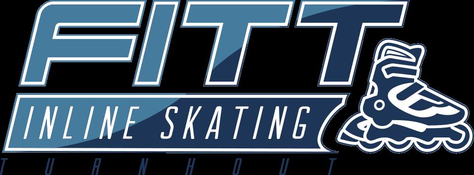 Logo Fitt inline skating